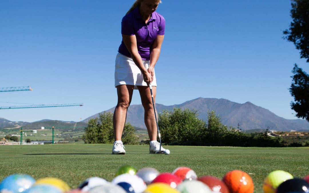 Golfkurser med Ingela