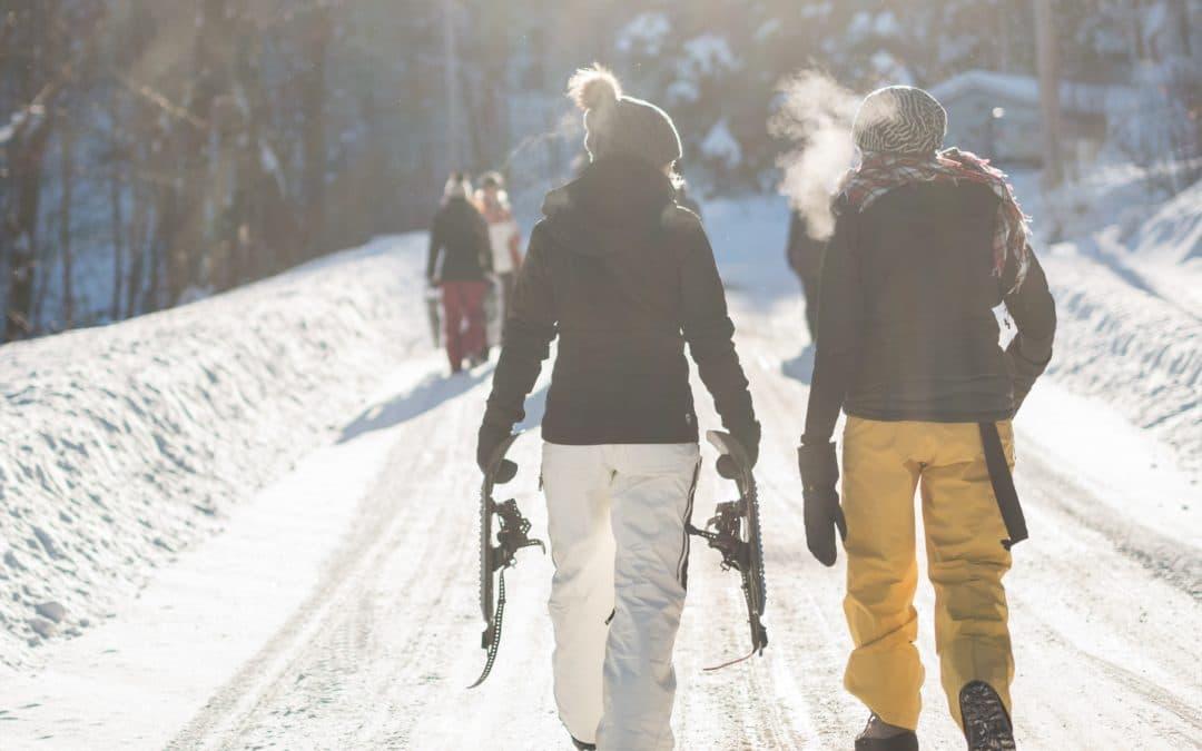 Några tips för vinterträning