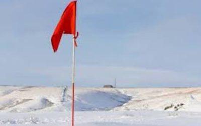 Vinterträning i Komethallen